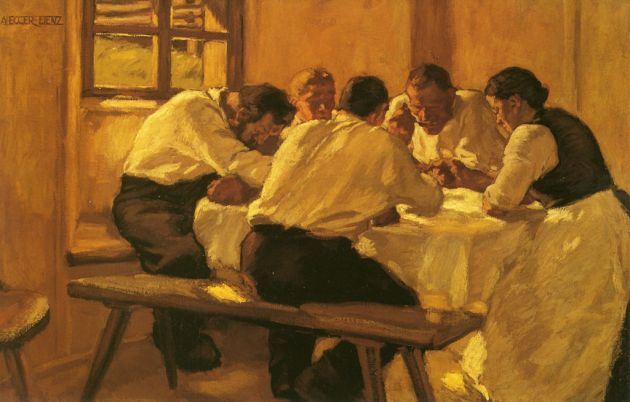 Albin Egger-Lienz [Public domain], via Wikimedia Commons